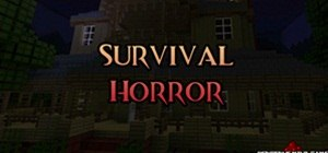 Minecraft Survival Horror