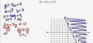 Solve systems of linear inequalities in algebra