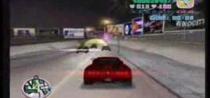 Beat the Sunshine Autos races in GTA Vice City for PS2