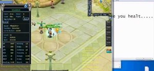 Use the Godswar online cheat engine 5.5