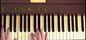 """Play """"Here, There and Everywhere"""" on piano"""