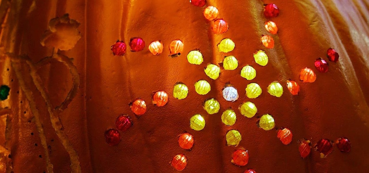 Make Your Jack-O'-Lantern Shine Lite-Brite Bright This Halloween