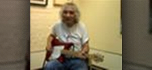 Bend chords on an electric guitar like Albert Lee