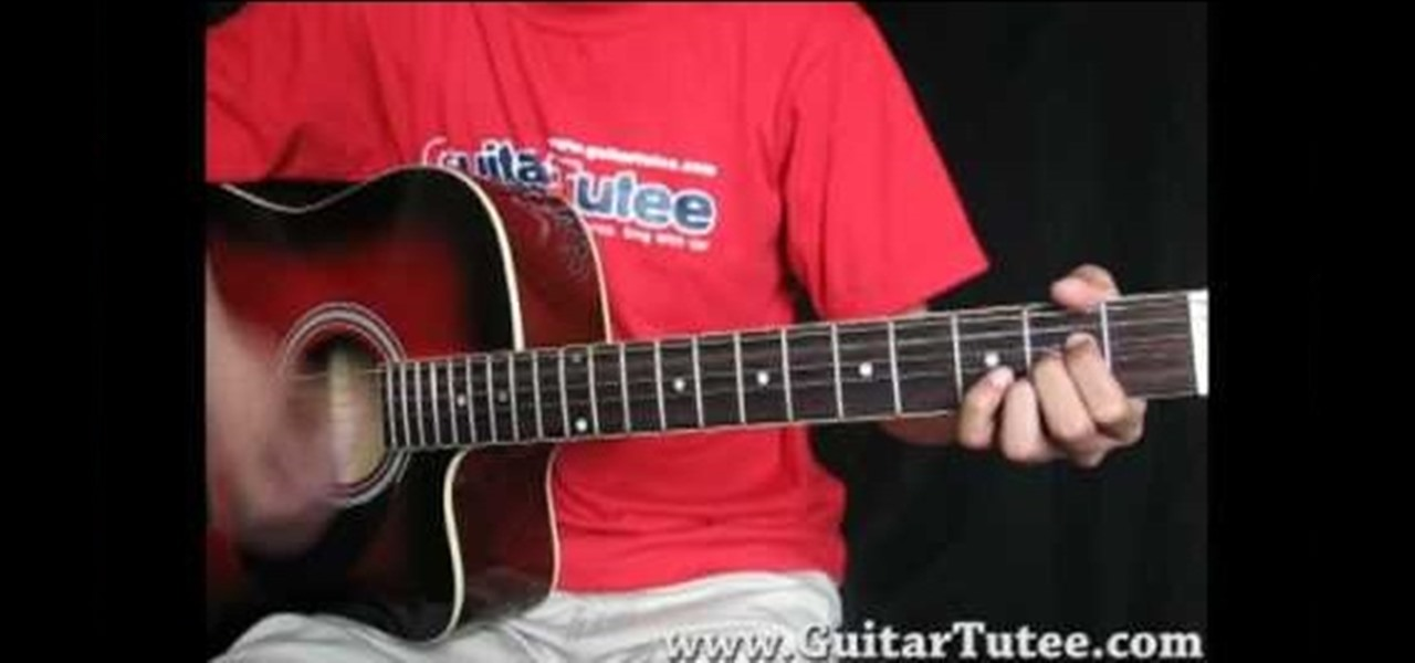 How To Play Thinking Of You By Katy Perry On Guitar Acoustic