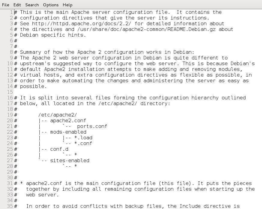 Hack Like a Pro: Linux Basics for the Aspiring Hacker, Part 26 (Apache Configuration)