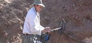 Find desert gold with or without a metal detector