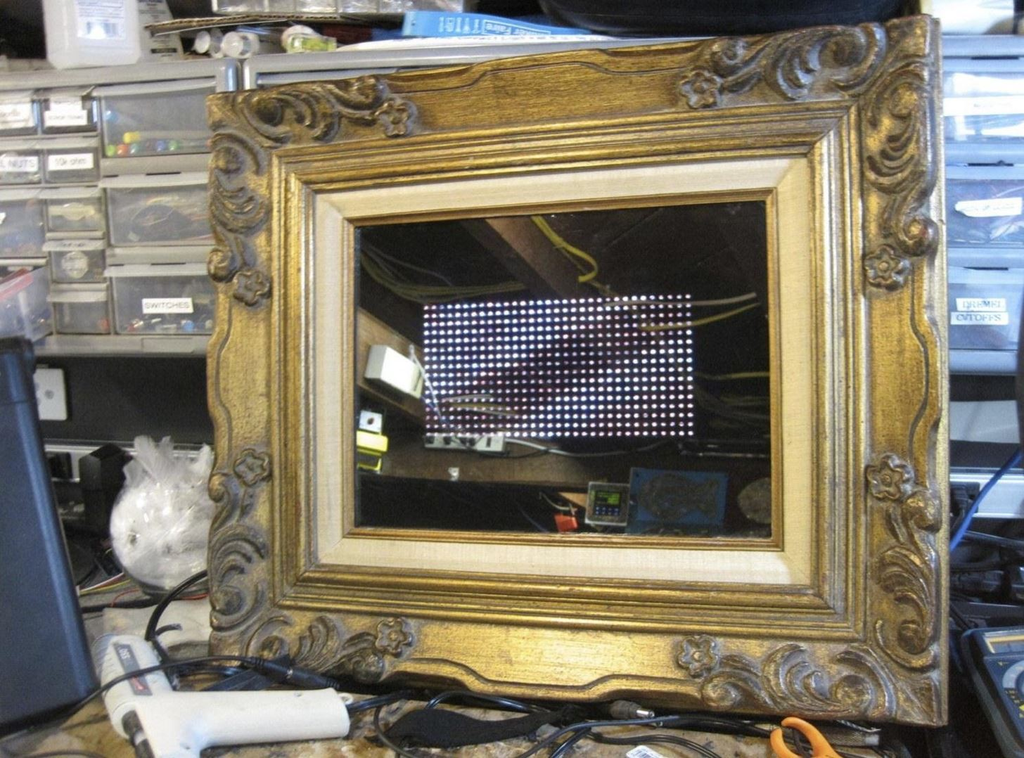 "How to Make a Digital ""Magic Mirror"" That You Can Control from Your Phone"