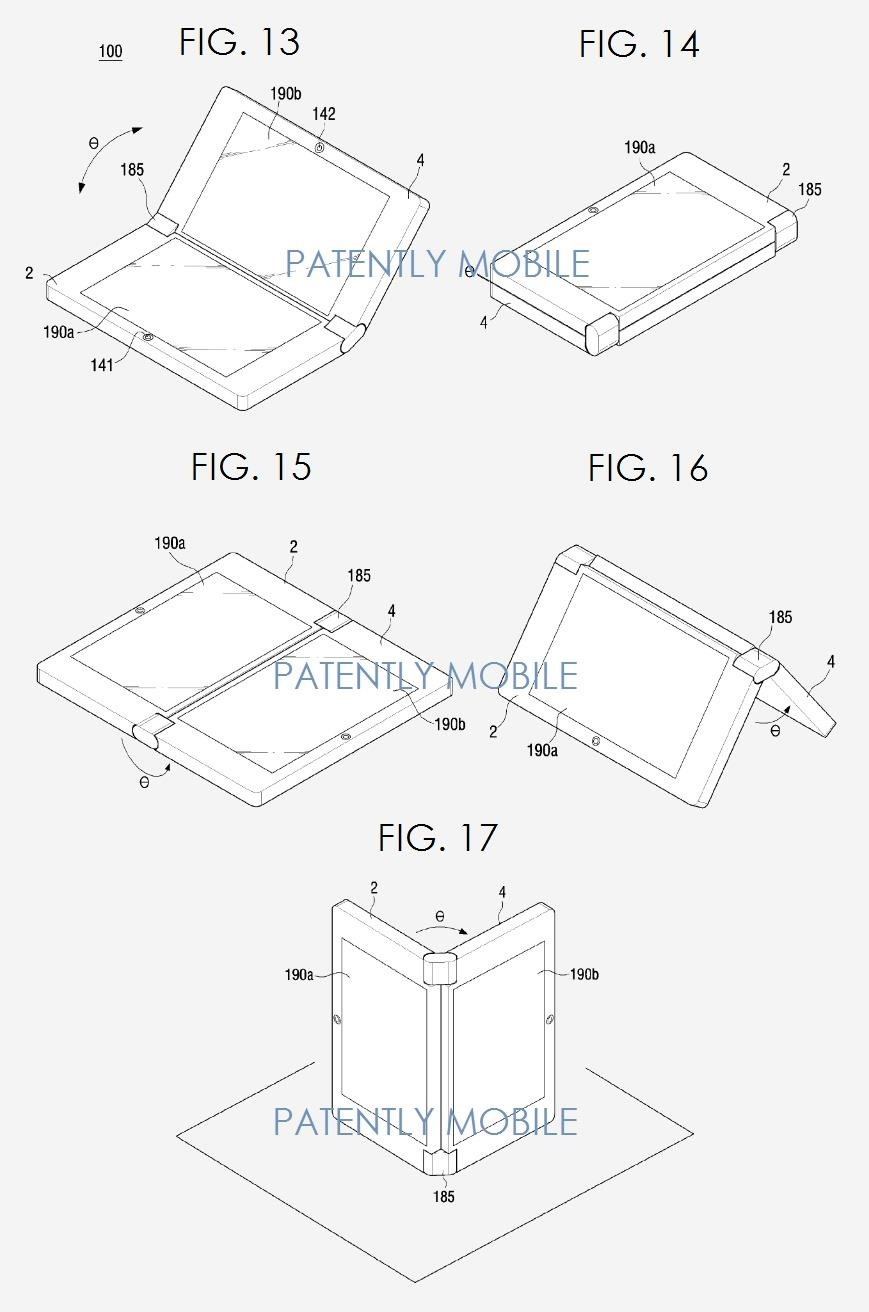 Woah. This Report Suggests Samsung's Folding Phablet Is Coming Next Year