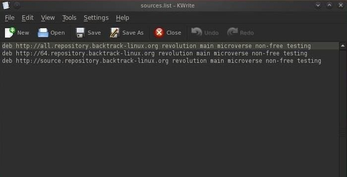 Hack Like a Pro: Linux Basics for the Aspiring Hacker, Part 5 (Installing New Software)