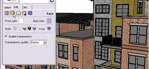 Change and choose your styles on Google SketchUp 6