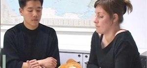 Discuss food you like and dislike in English