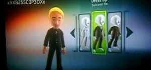 Make Vault Boy from Fallout lookalike XBox 360 Avatar
