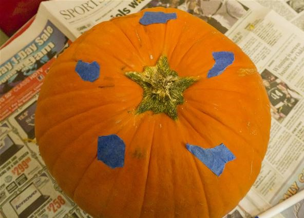 How to Carve Polyhedral Pumpkins