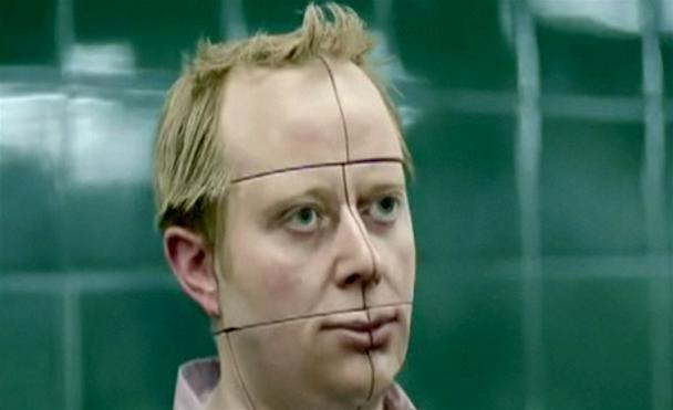 Rubik's Puzzle-Head Is Super Freaky