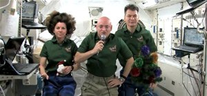 Holiday Greetings from Zero Gravity