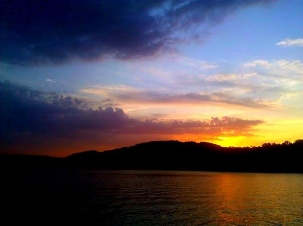 Cloud Photography Challenge: Alatoona Sunset