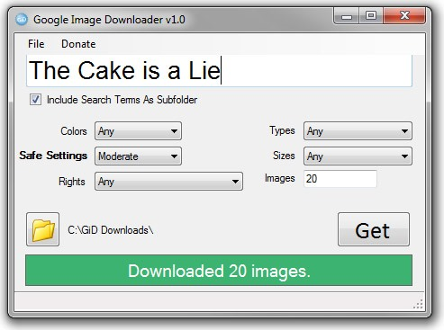 How to Safely Download Pictures in Bulk from Google Images