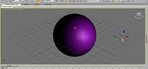 Work with materials in 3D Studio Max 2011