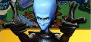 Megamind has come to Farmville!