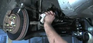 Replace and repair the rack and pinion on a Ford Escape or Mercury Mariner