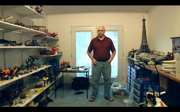 Amazing Documentary about Adult Fans of LEGOS