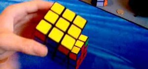 Solve the Rubik's Cube with the E Permutation
