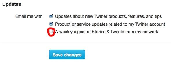 "How to Kill Twitter's New ""Weekly Digest"" Email"