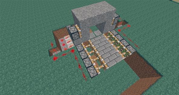 Minecraft xbox 360 redstone blueprints xbox 360 minecraft about minecraft xbox 360 redstone blueprints malvernweather Choice Image