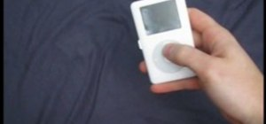 Make a stash can out of an iPod