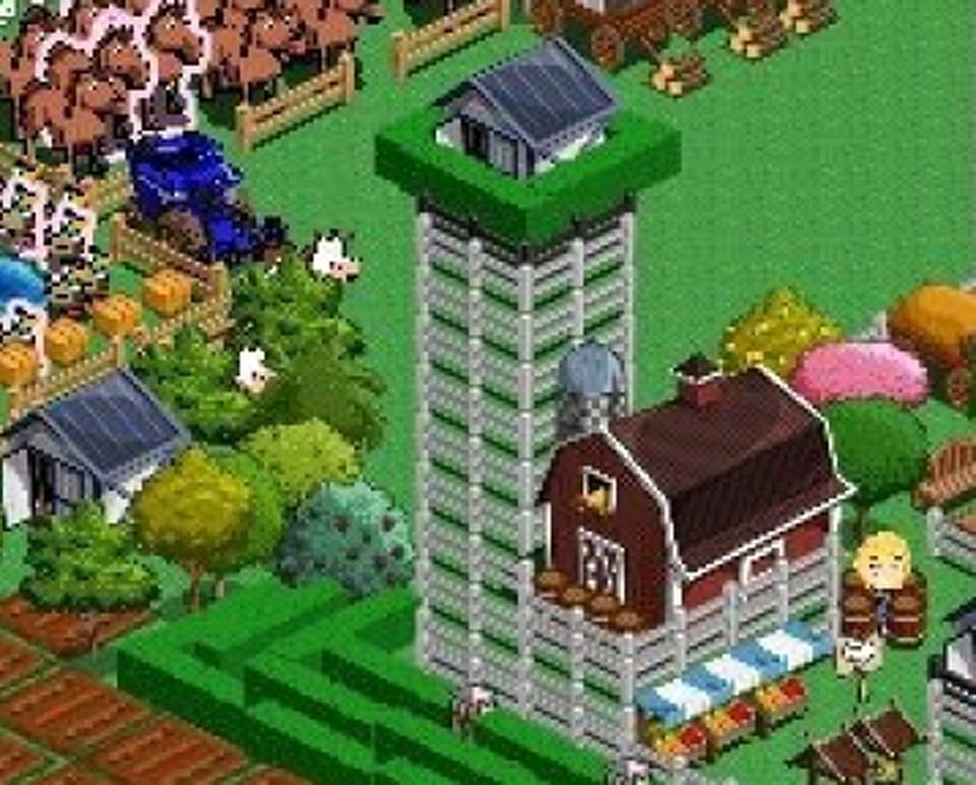 FarmVille Uncensored