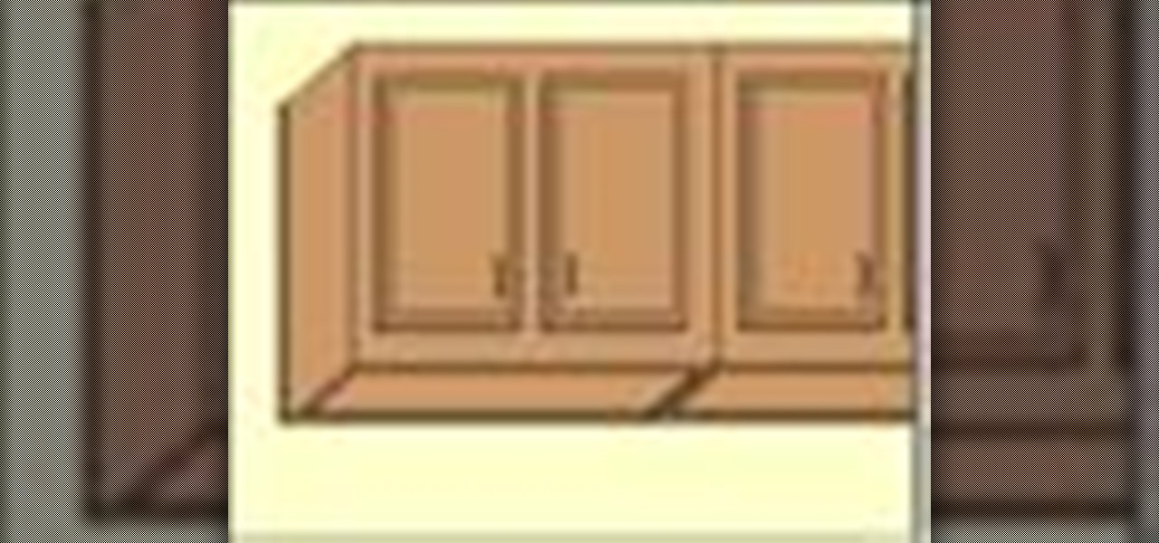 How To Install Kitchen Cabinets Construction Repair