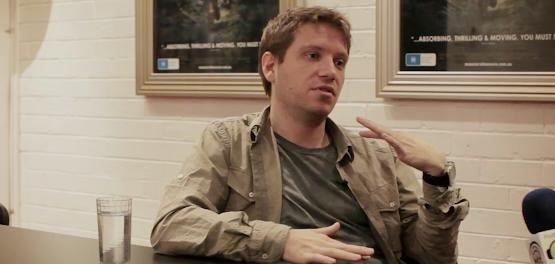 Great Interview with the Monsters Director - Gareth Edwards