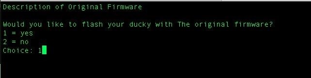 How to Modify the USB Rubber Ducky with Custom Firmware