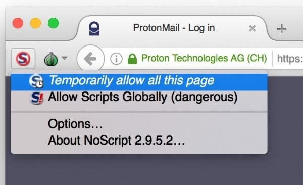 You Can Now Use ProtonMail Even More Securely Through the Tor Network