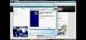 Format an external Hdd for a PS3 using Windows Vista