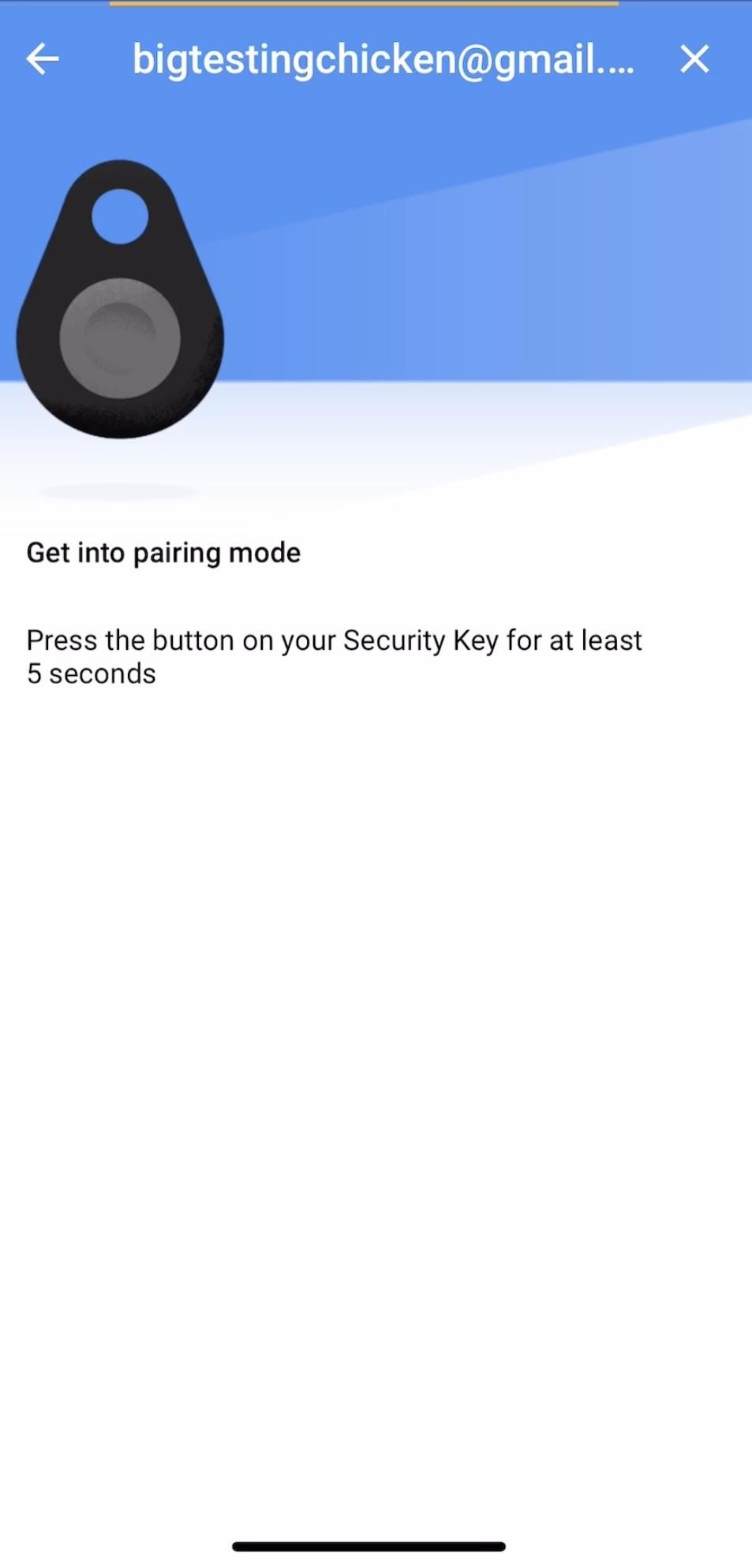 Use U2F Security Keys on Your Smartphone to Access Your Google Account with Advanced Protection
