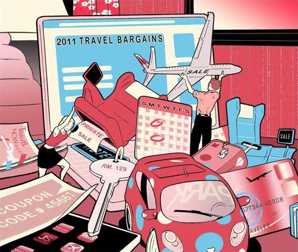 NYT's cost-cutting travel tips