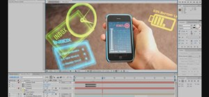 Make a 3D holographic iPhone in After Effects