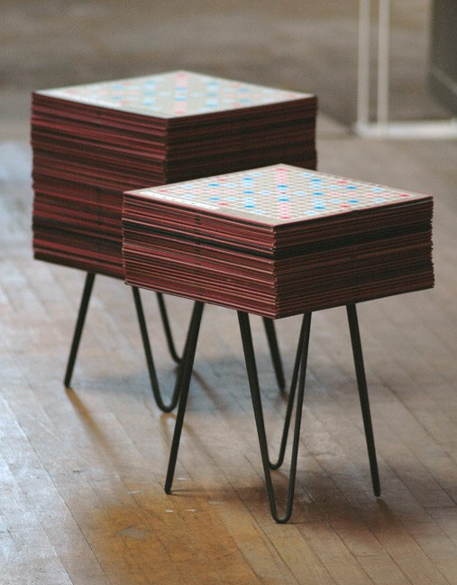 SCRABBLE Furniture « SCRABBLE