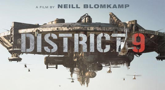 SHOT ON RED: District 9