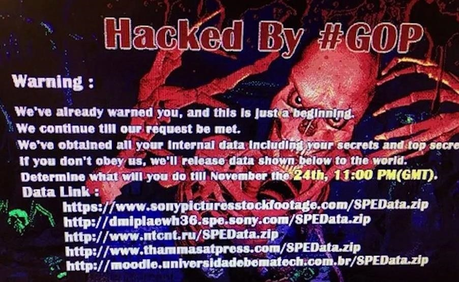 The Sony Hack: Thoughts & Observations from a Real Hacker