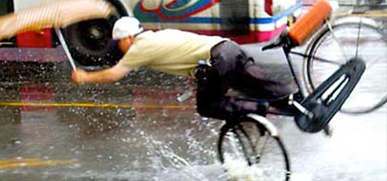 Cycling Tips for Winter/Rainy Weather « Bicycle
