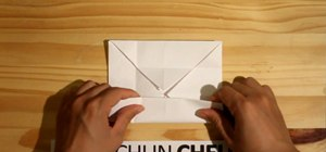 Create an origami box