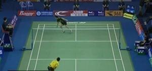The Science of Badminton Pt 1 of 2 (CCTV)