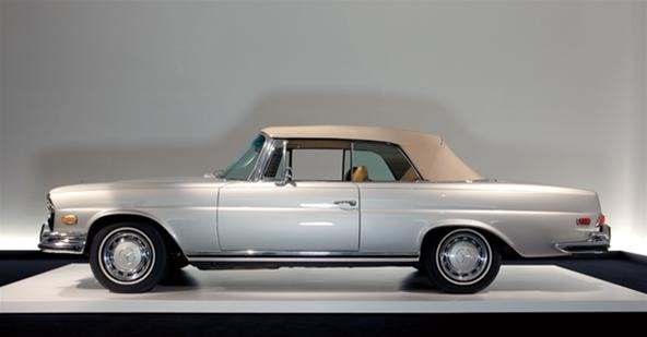 """Ralph Lauren's Decadent """"Garage"""" (Re: Luxury Auto Museum)"""