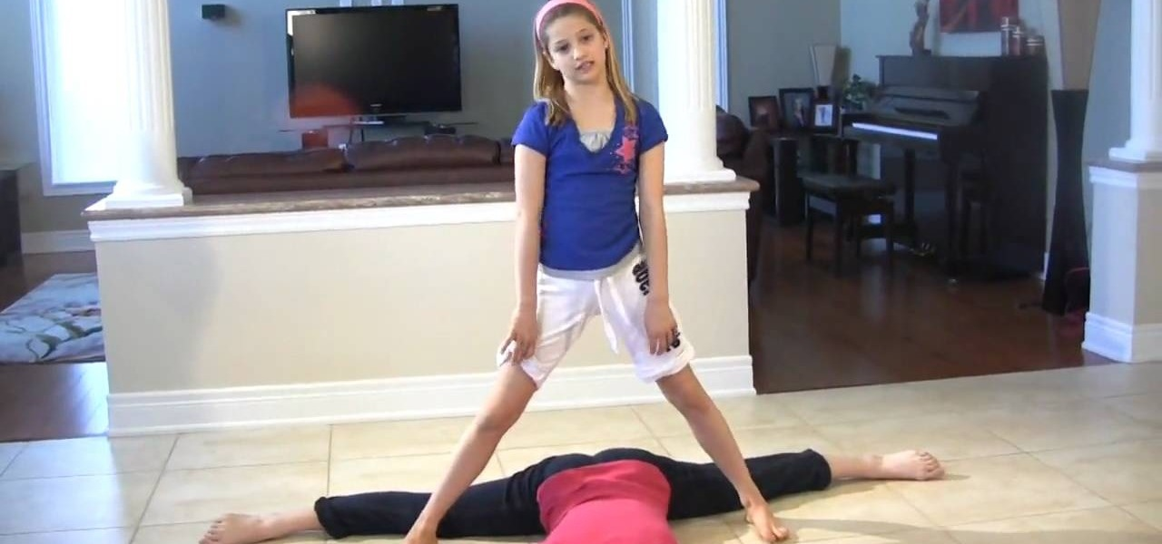 How To Perform Advanced Split Stretches For Greater