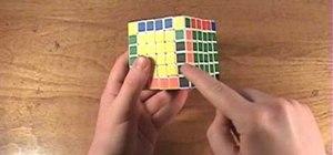 Solve the V-Cube 6