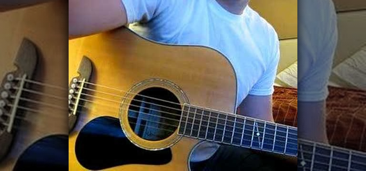 How To Play Youll Think Of Me By Keith Urban On Guitar Acoustic