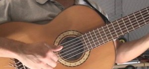 Play bossa nova guitar