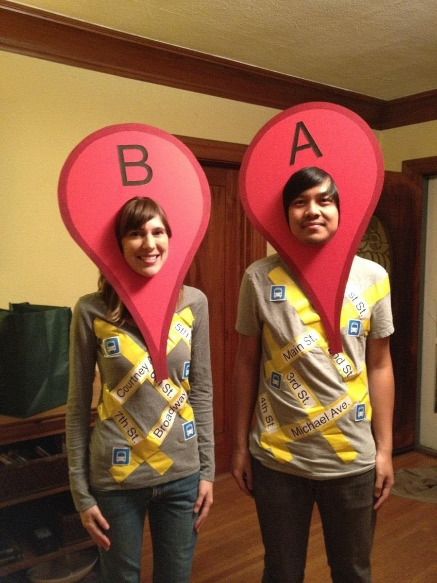 10 Truly Last-Minute Halloween Costumes That Don't Totally Suck
